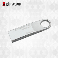 【当当自营】 KinGston 金士顿 DTSE9G2/64G 优盘 USB3.0 全金属U盘