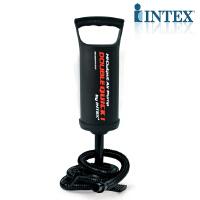 INTEX手泵68612/68614高效打气充气手泵 打气筒 户外充气用