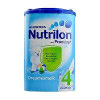 荷兰Nutrilon牛栏奶粉4段(12-24个月宝宝) 800g一罐装