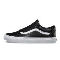 Vans范斯 女子Old Skool运动低帮皮质休闲鞋板鞋 VN0A3493M1U