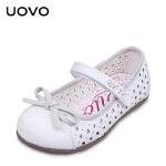 UOVO2017女童休闲鞋春季新款中小儿童童鞋女童时尚公主鞋安琪儿