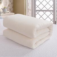 棉花被子 棉被长绒棉冬被 加厚棉絮被芯 手工定做棉胎