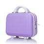 韩版可爱化妆箱女孩手提拎包旅行收纳包14寸大容量结婚迷你化妆箱