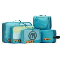旅行套装男女士行李箱衣物收纳袋洗漱包出差便携旅游