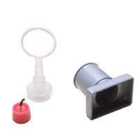 儿童礼品科学实验教具益智玩具拼装学生科技小制作制作小孔成像照相机
