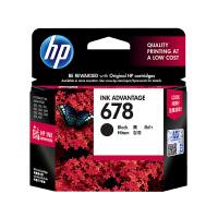 【当当自营】惠普(HP)CZ107AA 678黑色墨盒 适用 HP DeskJet 2515 1018 1518 2548 3548 4518