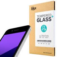闪魔 苹果4S钢化膜抗蓝光防指纹iPhone4S高清防爆手机玻璃贴膜