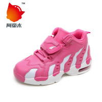 阿童木正品运动鞋2016春秋季新款男女童鞋气垫减震运动鞋亲子鞋