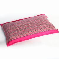 御目 荞麦枕头 全荞麦壳小米壳枕头全棉老粗布枕芯枕套护颈枕儿童学生枕头套成人单人枕头家居床上用品