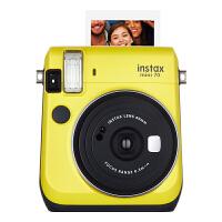 Fujifilm/富士 instax mini70一次成像相机 拍立得胶片 趣奇相机 - 暖日黄