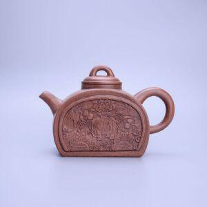 【只有一个】 七八十年代出口创汇时期回流紫砂壶