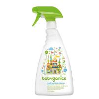 【保税区发货】BabyGanics甘尼克宝贝 万用宝宝用具清洗剂无香型 946ml