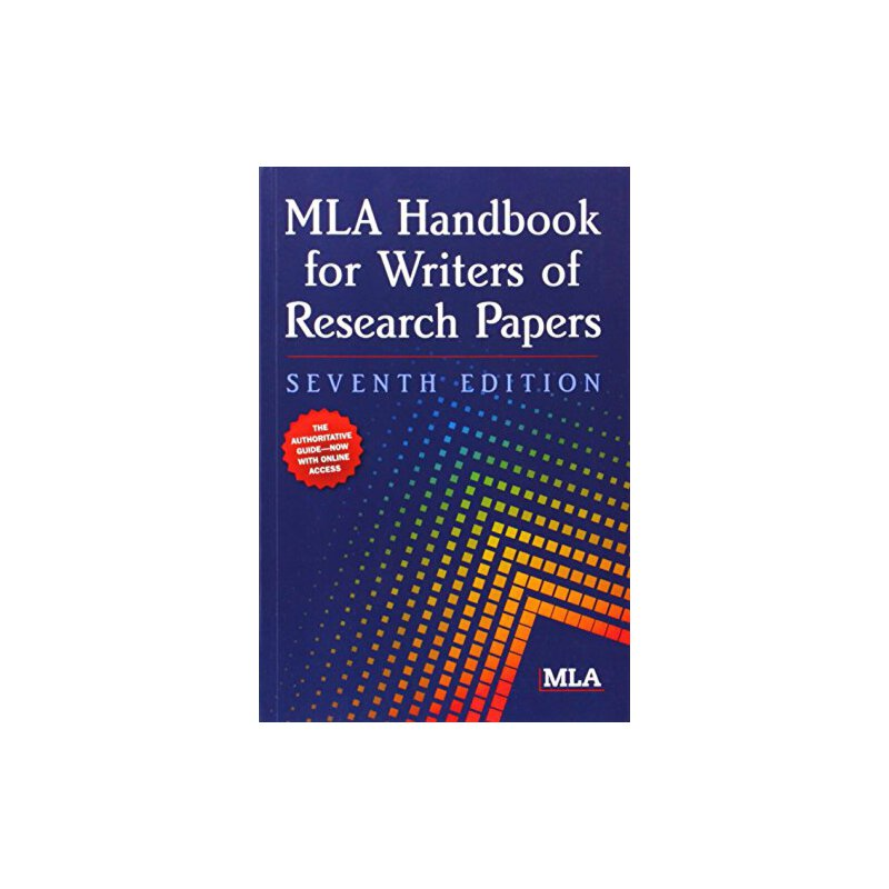 handbook for writers of research papers Mla parenthetical reference and endnotes/footnotes  gibaldi, joseph, ed mla handbook for writers of research papers new york: mla, 2009 print.
