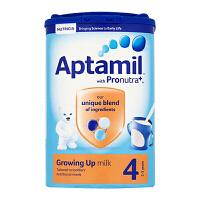 英国Aptamil爱他美婴幼儿配方奶粉4段(2-3周岁宝宝 800g)