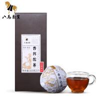 八马茶叶 普洱茶小沱茶熟饼新茶自饮黑茶5个500g