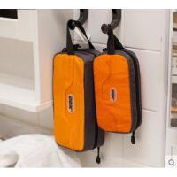 撞色拼接精致耐用杂物包便携数码包旅行洗漱包出差防水收纳袋化妆包