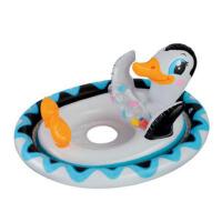 INTEX泳圈59570 动物卡通坐圈 儿童游泳圈 救生圈 承重载46