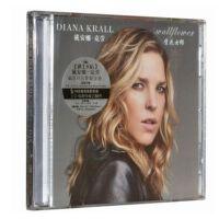 原装正版 戴安娜・克劳Diana Krall:壁花女郎Wallflower(CD)车载音乐