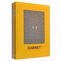 CABINET 家具设计 创意儿童家具 橱柜设计 原版韩国进口图书(两本一套)