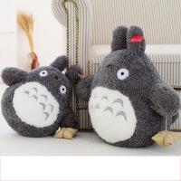 毛绒玩具儿童布娃娃大号玩偶生日礼物龙猫抱枕送女生