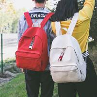 韩版时尚女包双肩包日韩学院风学生书包 新款情侣背包旅行包