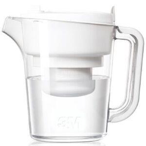 3M 菲尔萃 滤水壶 净水壶净水器 家用直饮滤水壶自来水过滤器厨房滤水机3LWP6000N