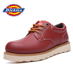 Dickies 2016新款低帮工装鞋商务休闲男鞋 163M50LXS40