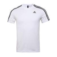 Adidas阿迪达斯男装 ESS 3S TEE运动休闲户外短袖T恤 S98716 现
