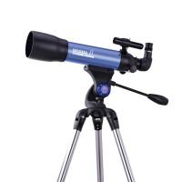 博冠天罡80/500z 80AZ便携式入门天文望远镜 正像镜 观天观景天地两用不绣钢脚架摄影更稳定