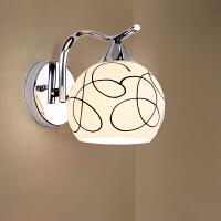御目 壁灯 创意壁灯温馨led床头灯现代简约卧室客厅灯过道走廊楼梯阳台小夜灯灯具卧室灯创意灯具