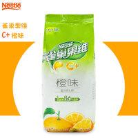 雀巢 果维C+甜橙味果珍粉1000g餐饮装 饮料机冲饮速溶橙汁果汁粉