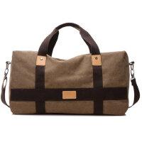 帆布包男包手提包单肩包斜挎包休闲包男士户外旅行大包包
