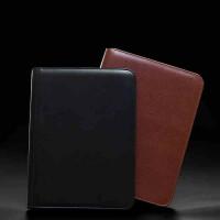 A4多功能文件夹4S店经理夹办公资料夹皮质合同房产销售夹可定制
