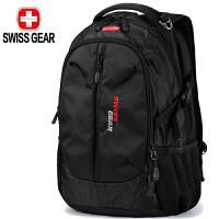 SWISSGEAR双肩电脑包 男女瑞士15.6英寸笔记本背包