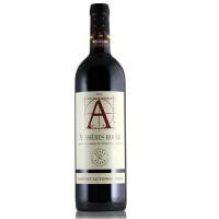 拉菲奥希耶红A干红葡萄酒 法国原装原瓶进口赤霞珠西拉红酒2012年 750ml