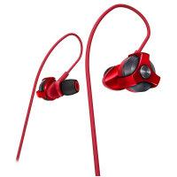 Pioneer/先锋 SE-CL751DJ重低音 音乐耳塞 入耳式HIFI魔音耳机红色