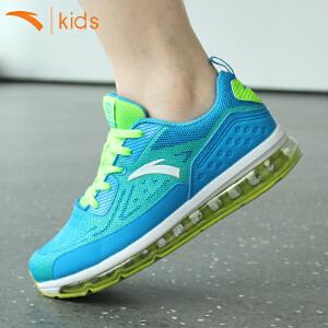 anta安踏童鞋 男童全掌气垫跑鞋儿童新款时尚休闲运动鞋31635518