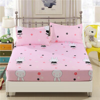 床笠单件床罩床套1.2 1.5 1.8m床垫套床单席梦思保护套