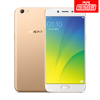 【当当自营】OPPO R9s 全网通4GB+64GB版 金色 移动联通电信4G手机 双卡双待