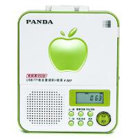 【当当自营】熊猫(PANDA) F-327语言复读机插卡MP3播放器u盘播放机(绿色)