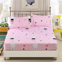 床笠单件1.8m床罩床套1.2 1.5m床单席梦思床垫保护套床垫套