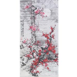 王进东(送香余雪)河南省美术家协会会员