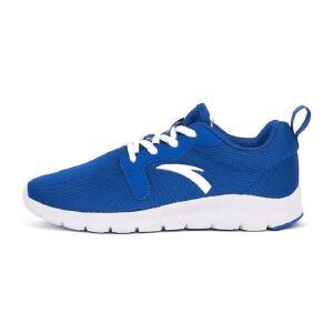 安踏儿童正品春季新款网面透气运动鞋男童跑鞋学生轻便舒适旅游鞋