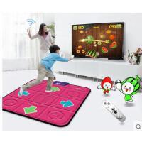 瑜伽健身按摩跳舞机无线体感游戏机家用跳舞机跳舞毯单人电视电脑接口两用