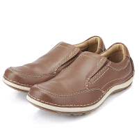 【国内现货】Clarks/其乐男鞋2017秋冬新款真皮商务休闲鞋Shiply Step专柜正品直邮