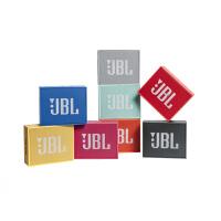 JBL GO音乐金砖 蓝牙无线通话音响 随身便携HIFI 户外迷你小音箱