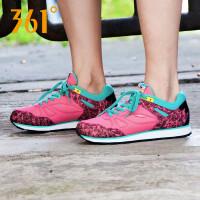 361度女鞋星空系列复古跑步鞋2016秋季耐磨运动鞋女361网面轻跑鞋581632219C