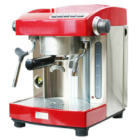 Welhome/惠家 KD-210S意式半自动咖啡机 双泵压 家用商用 红色