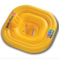 INTEX泳校婴儿浮圈56587 宝宝坐圈 座圈 婴儿游泳圈