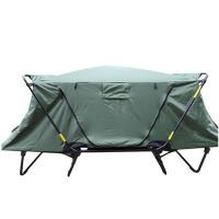户外装备离地帐篷户外单人床钓鱼车顶帐篷防风防雨露营帐篷